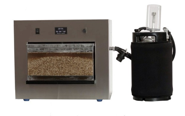 The PicoBrew Zymatic is the Nespresso of beer brewing
