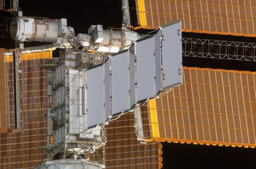 International Space Station leaking power system coolant, NASA says everyone is safe