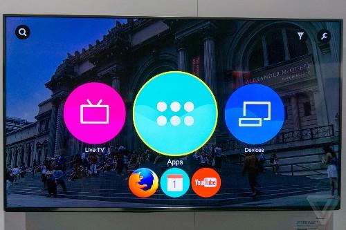 Panasonic's Firefox TVs are now on sale