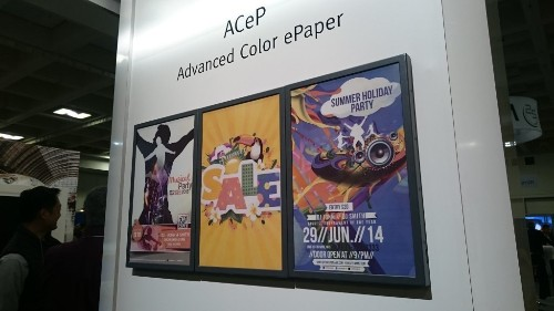 Colored E-Ink is now shipping, but it still has a long way before it hits e-readers