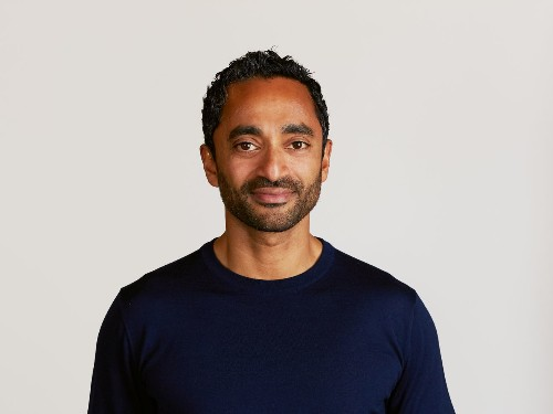 "After an ""identity crisis,"" Social Capital CEO Chamath Palihapitiya says he's taught himself how to be happy again"