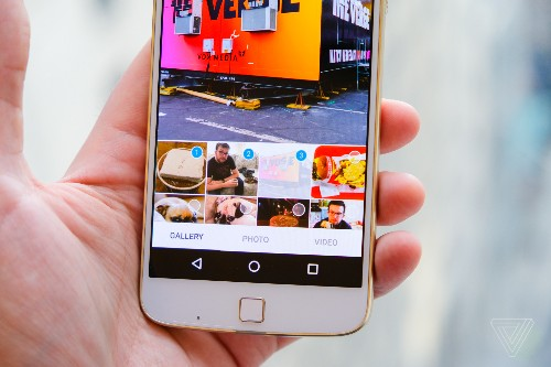 Instagram will soon let you share multiple photos in one post