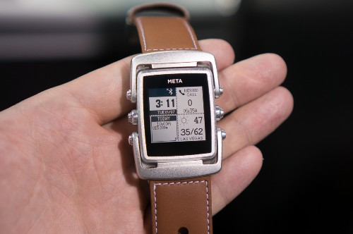 Meta Watch's 'premium' smartwatch is now available for preorder