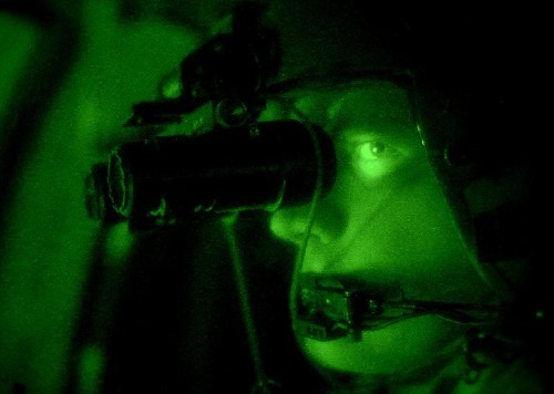 New camouflage coating uses squid protein to become invisible to infrared, night vision