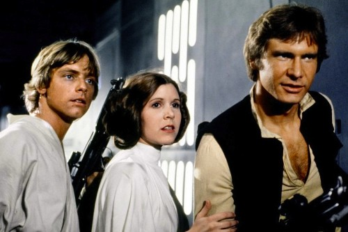 The original Star Wars trilogy is returning to theaters this summer