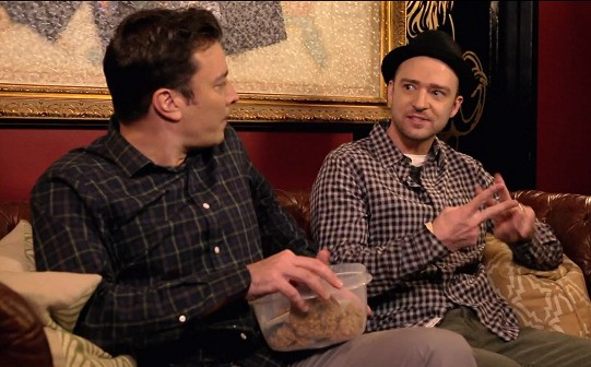 Watch this: Justin Timberlake and Jimmy Fallon show us what hashtag abuse really sounds like