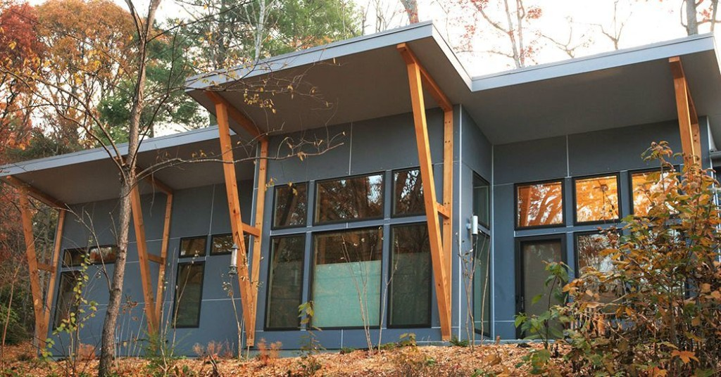 5 Eco-Friendly Prefab Homes You Can Order Right Now