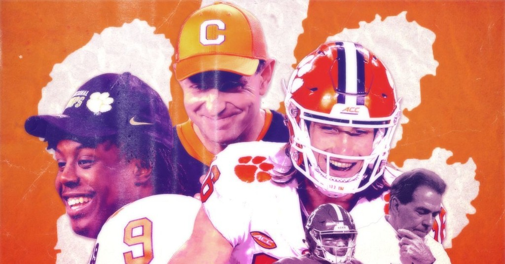 King Clemson: How an Alabama Rout for the Ages Ushered in a New Day in College Football