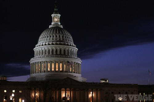 Congress snuck a surveillance bill into the federal budget last night