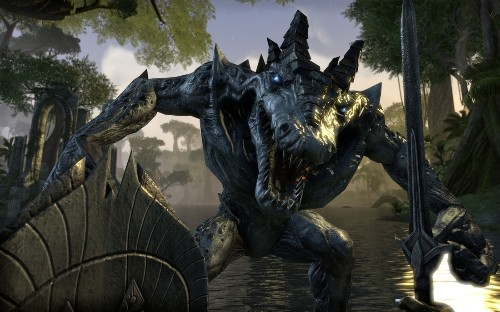 Elder Scrolls Online is becoming a lot more like a Skyrim MMO