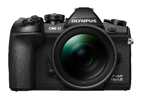 Olympus' OM-D E-M1 Mark III wants to make it easier to aim for the stars