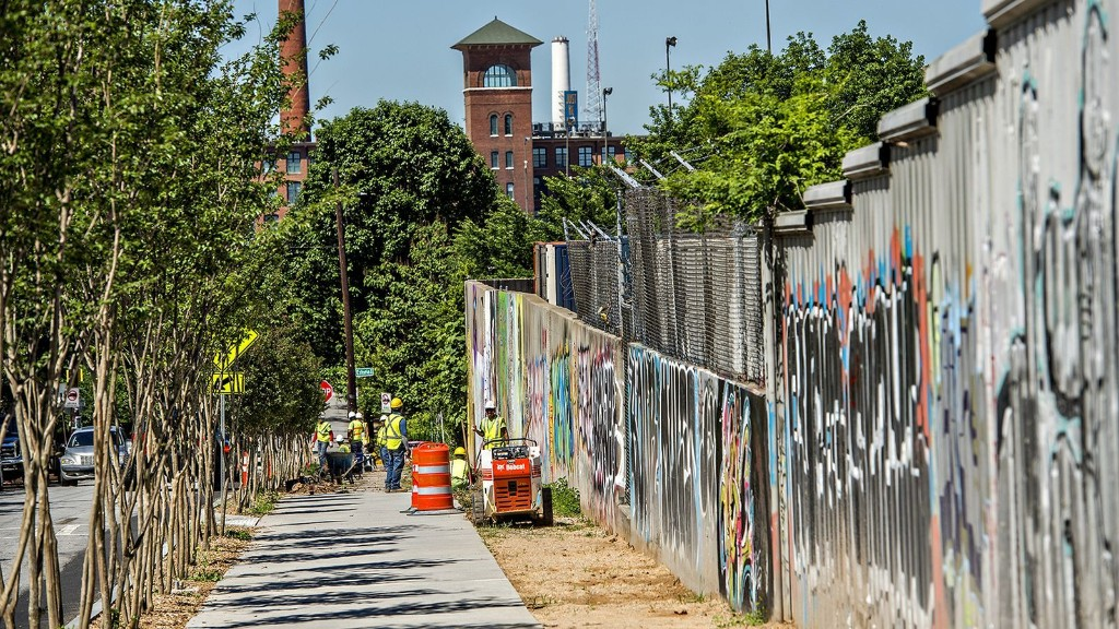 22 photos: the Beltline's Eastside Trail extension right now