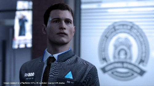 Quantic Dream is bringing games like Detroit to Epic's PC store