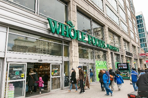 Whole Foods, Whose Owner, Jeff Bezos, Is Worth $115 Billion, Is Cutting Health Care Coverage for Part-Time Workers
