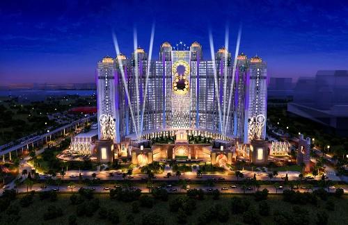 China's building a Gotham-inspired super casino that bets big on Batman