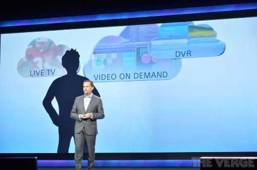 Sony announces cloud-based TV service with live TV, DVR, and video on demand