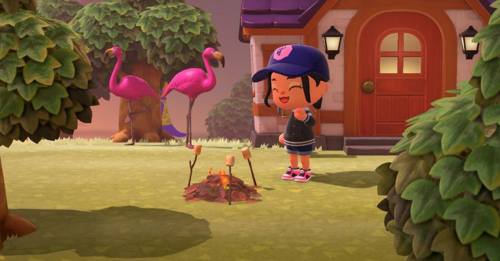 Animal Crossing: New Horizons Acorn and Pine Cone recipe list