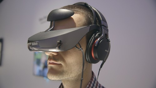 Sony's Oculus Rift competitor could be coming this month