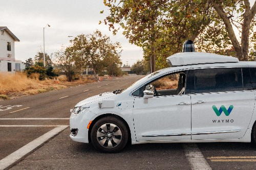 Waymo tells riders that 'completely driverless' vehicles are on the way