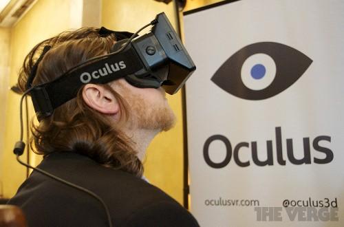 Oculus raises $75 million to jump-start the virtual reality business