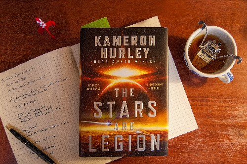 The Stars Are Legion is a bold science fiction novel about warring women at the edge of the universe