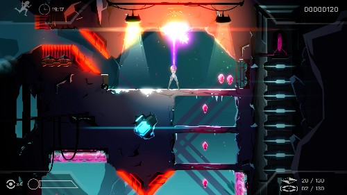 The year's best sci-fi game might be a 2D space shooter