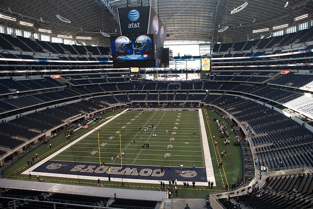 Cowboys Stadium becomes AT&T Stadium in multimillion-dollar deal