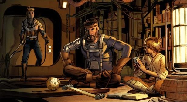 Dark Horse to adapt original 'The Star Wars' script into comic series
