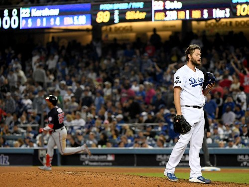 Dodgers' Destiny Denied Again - cover