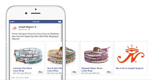 Facebook lets more merchants add buy buttons to their posts