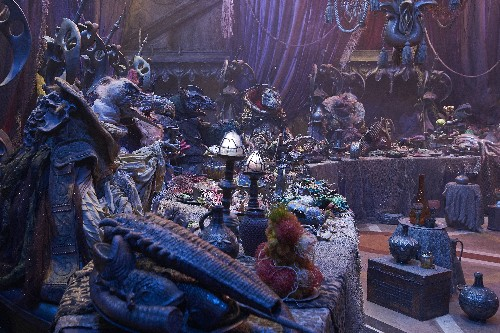 The Dark Crystal prequel's genocidal puppets are terrifyingly effective