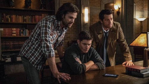 Supernatural will end with its 15th season