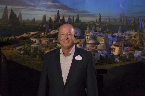 Meet Bob Chapek, Disney's new CEO and the Tim Cook to Iger's Steve Jobs