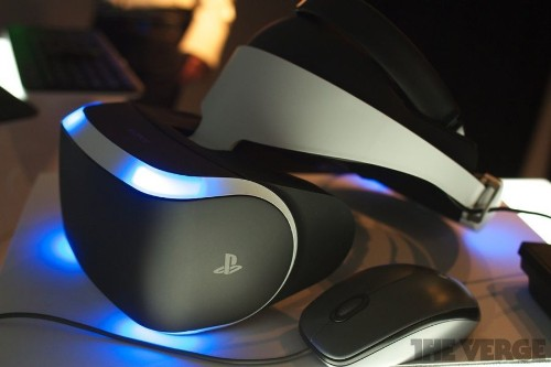 Sony's VR headset is a worthy competitor for the Oculus Rift