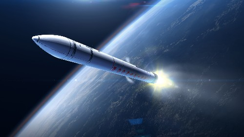 Project Moonspike wants to send the first crowdfunded rocket to the Moon