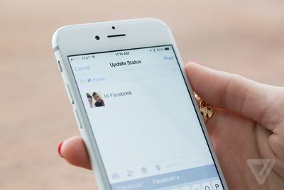 Facebook admits that its app is draining your iPhone's battery
