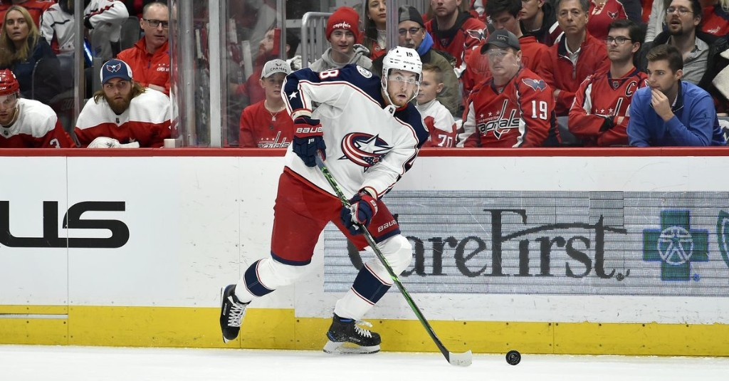 Blue Jackets-Capitals checks all the boxes for modern-day rivalry