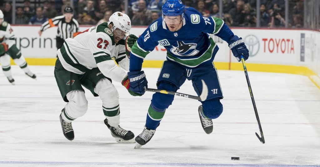 Nucks Misconduct Roundtable: The Brackett Fallout, BC Looks To Let The NHL In, The Wild (again) And More
