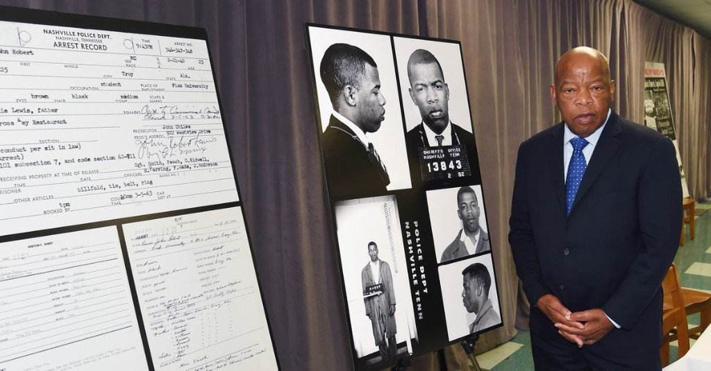 'John Lewis: Good Trouble' review: Documentary hints at how we got here