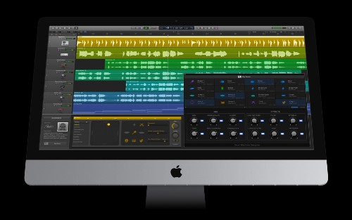 Apple updates Logic Pro with the last synthesizer you'll ever need