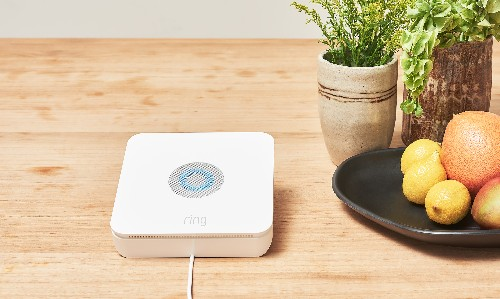Ring takes on Nest with a much cheaper home security system