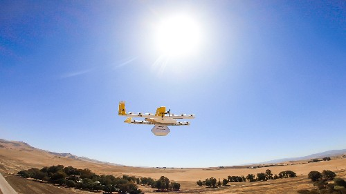 Google offshoot Wing is teaming up with FedEx and Walgreens for drone deliveries