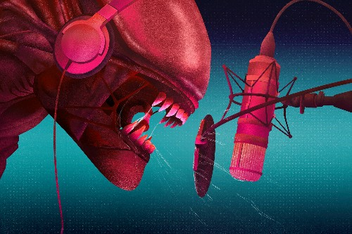 How William Gibson's long-lost Alien 3 script became 2019's most intriguing audio drama