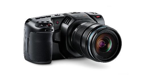 Blackmagic designed its new Pocket Cinema Camera around 4K video