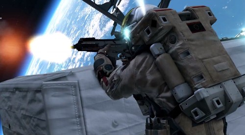 Watch astronauts shoot guns in space in new 'Call of Duty: Ghosts' trailer