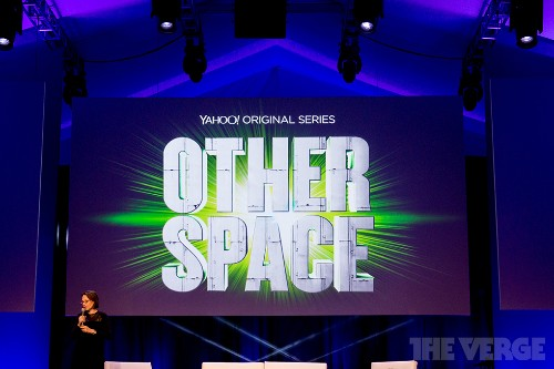 Yahoo announces its first two original TV series, coming in 2015