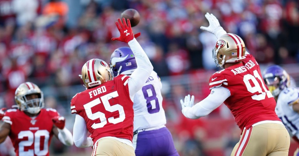 Who has the more productive season: Ford or Armstead?