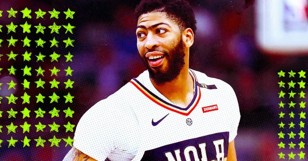 Every NBA team's possible trade offer for Anthony Davis, ranked