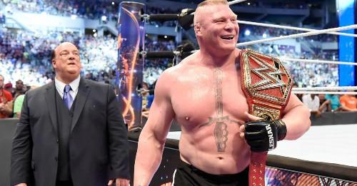 Rumor Roundup: Brock Lesnar return, Jason Jordan, NBC Upfronts, more!