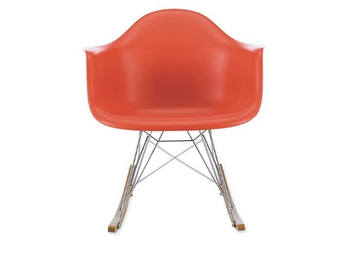 Iconic Eames chair returns to its fiberglass roots